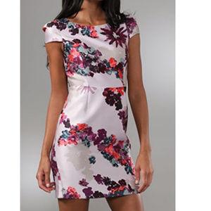 Tibi Madeline Cap Sleeve Dress Size 4
